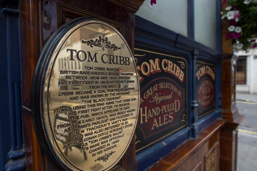 Tom Cribb, Piccadilly, London - History